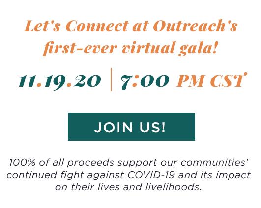 Outreach Connect   A Virtual Gala