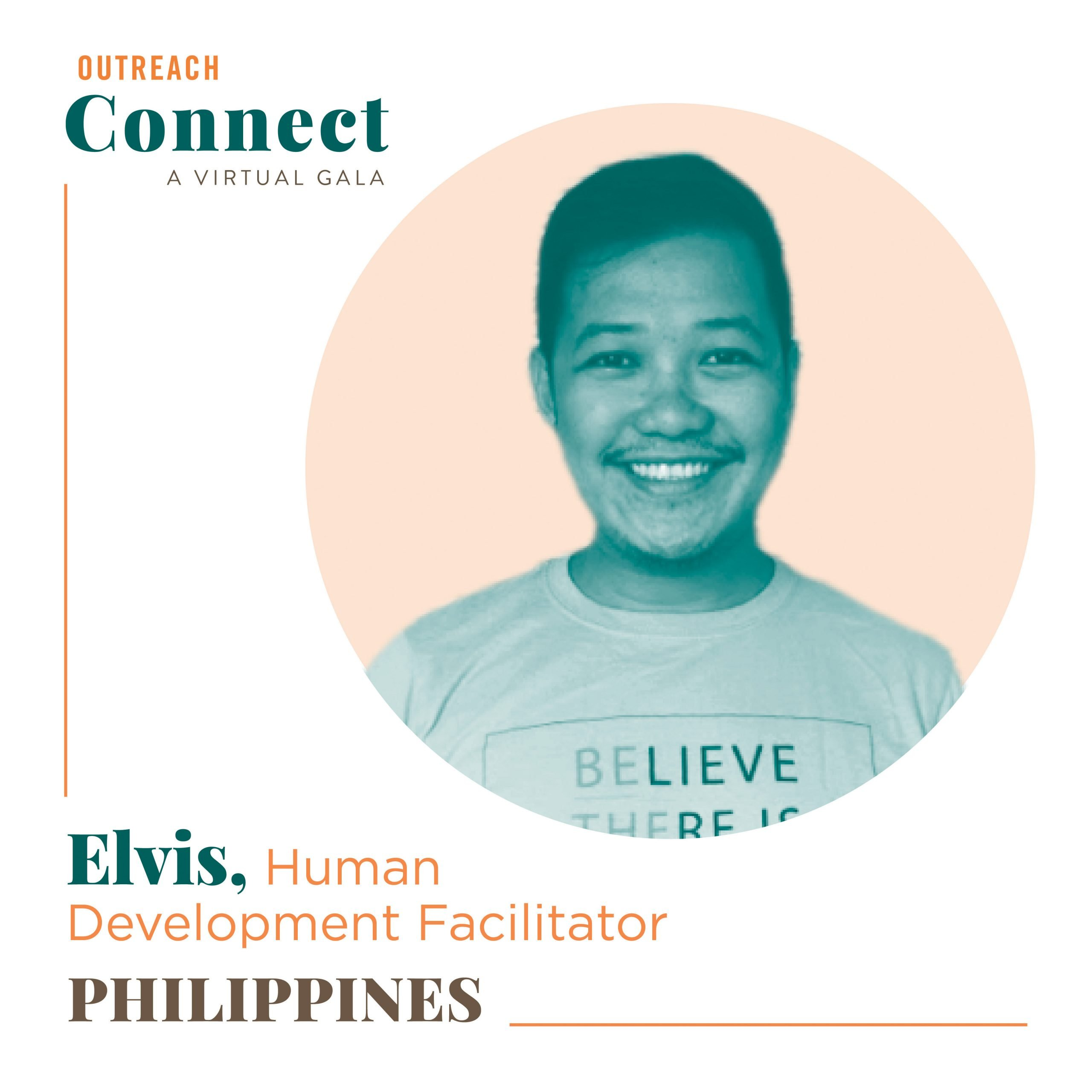 Elvis, an Outreach HDF from the Philippines