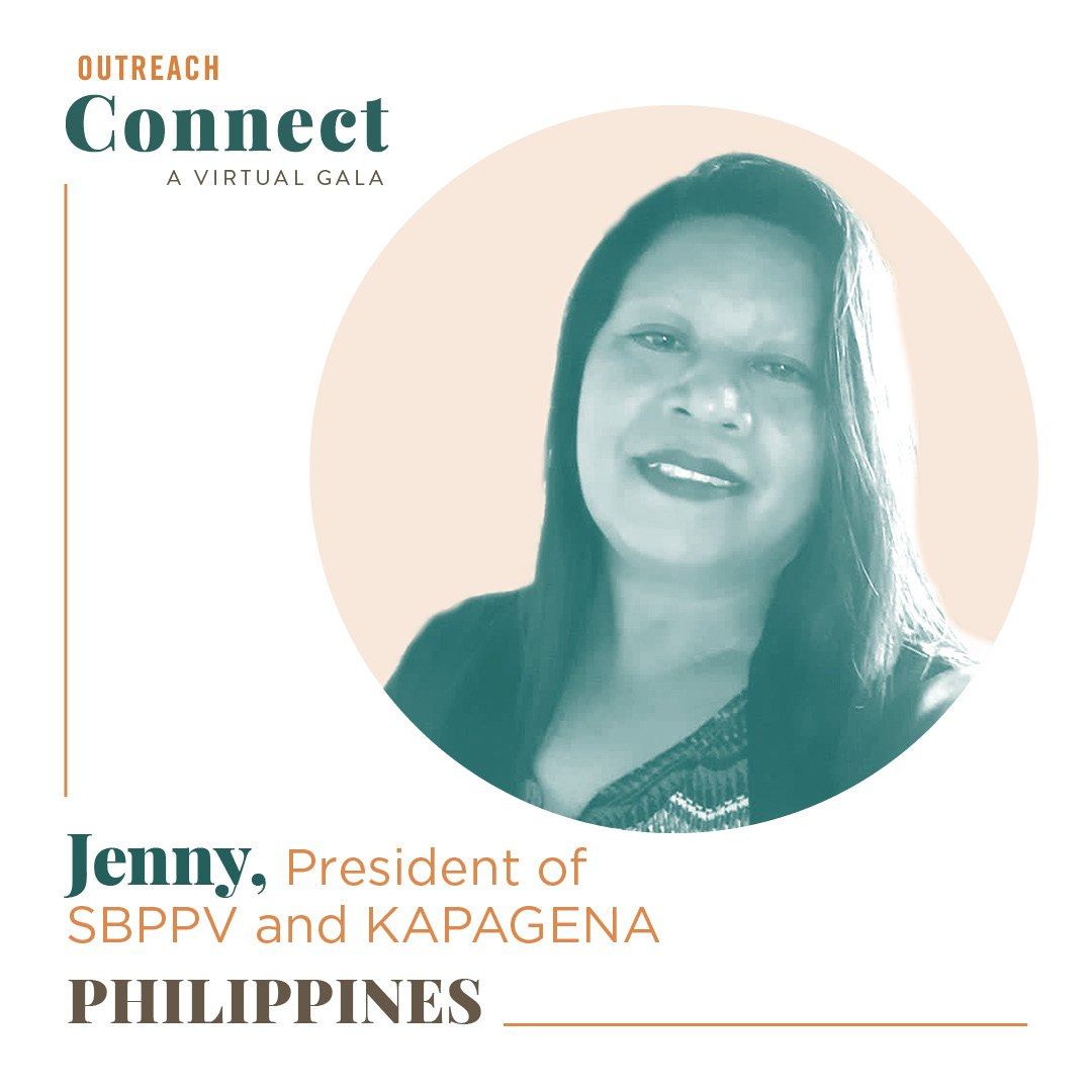 Jenny, an Outreach HDF from the Philippines