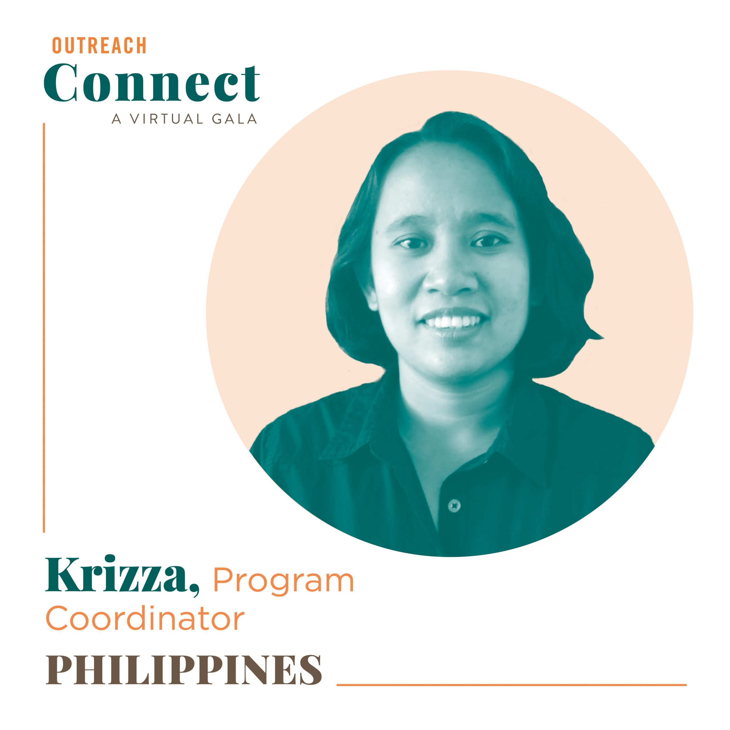 Krizza, an Outreach HDF from the Philippines