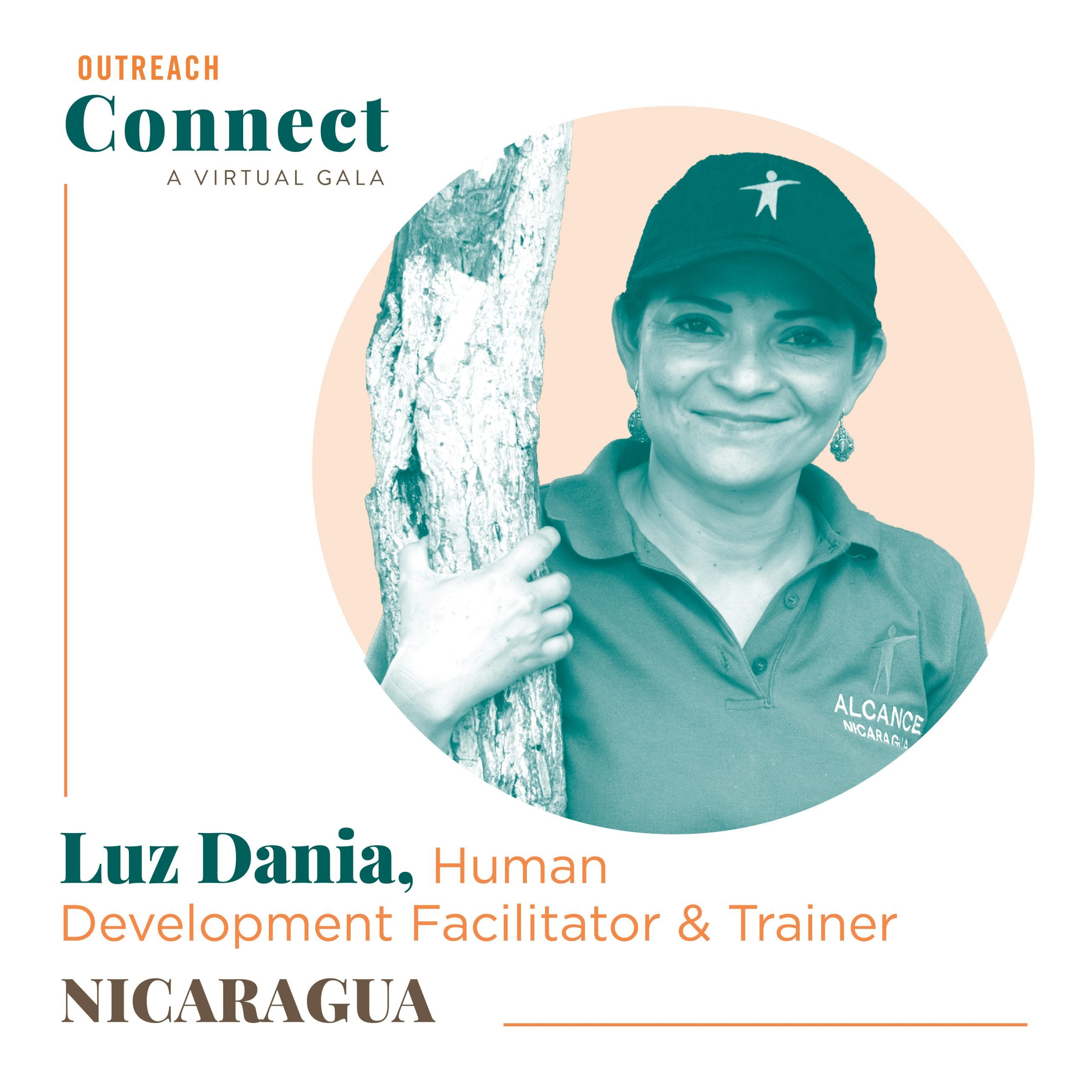 Luz Dania, an Outreach HDF from Nicaragua