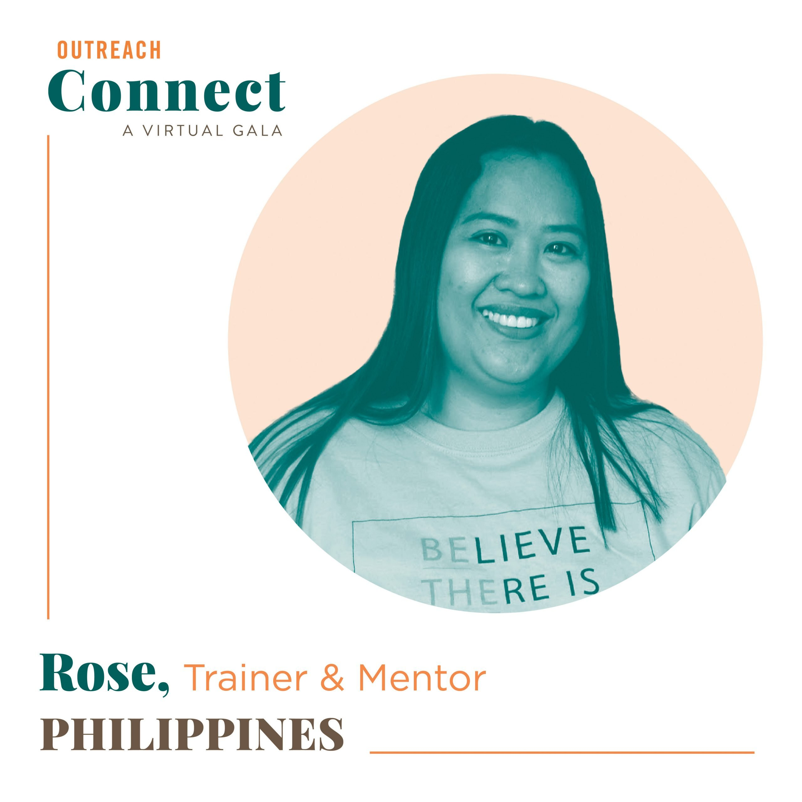 Rose, an Outreach HDF from the Philippines