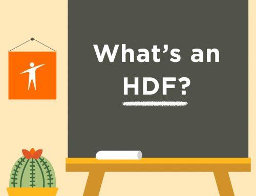 What's an HDF?
