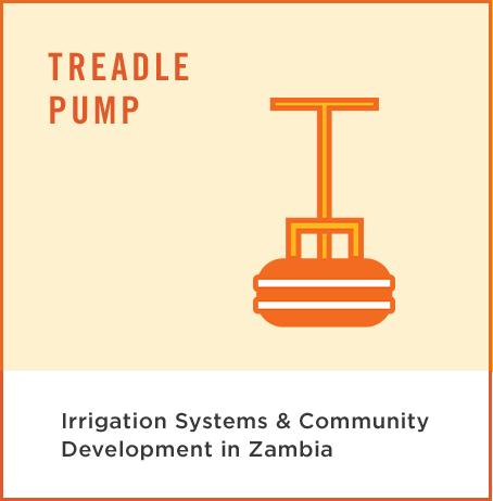 Outreach Case Study | Treadle Pump