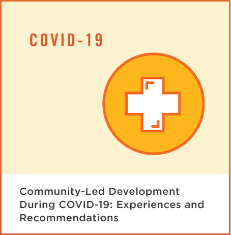 Outreach Case Study | Community-led Development During COVID-19