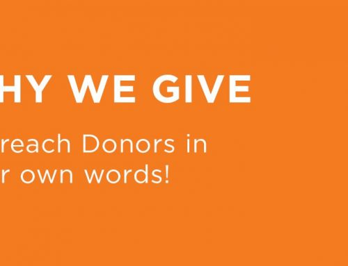 """Why We Give"" – Insights from Donors"