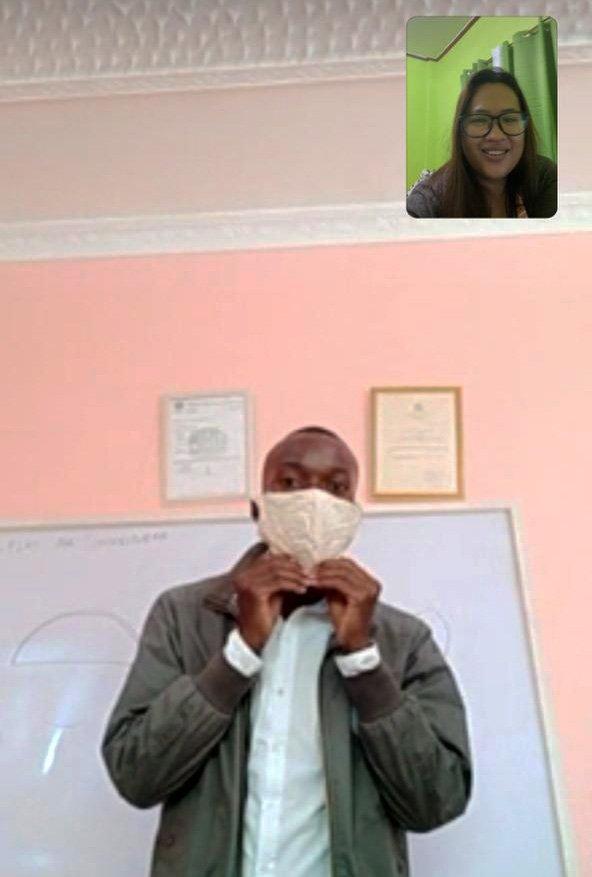 Malawi mask sharing | COVID-19 Project Update