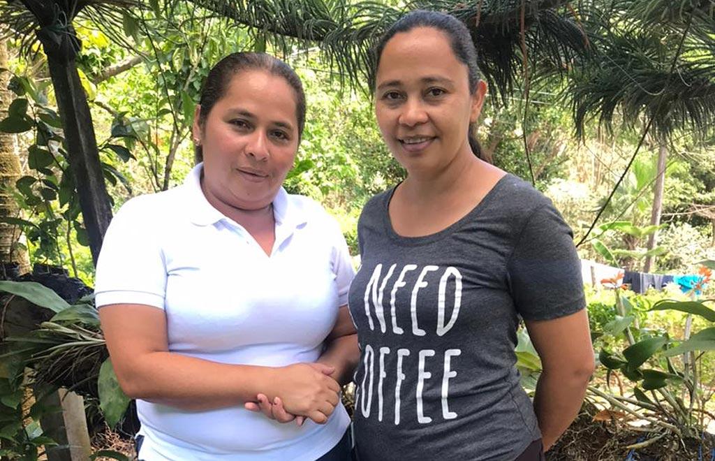 Adelayda and Martha   HDFs Nicaragua