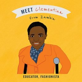 Meet Clementina from Zambia