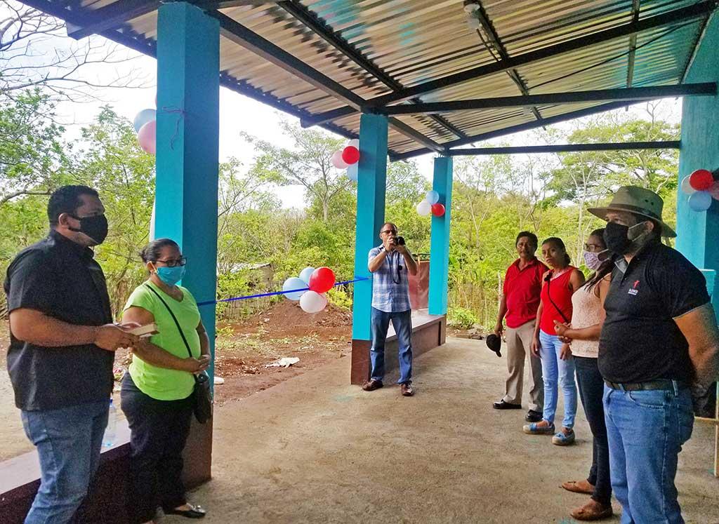 Nicaragua Medical Post Grand Opening