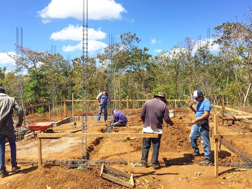 Nicaragua Medical Post Planning Construction