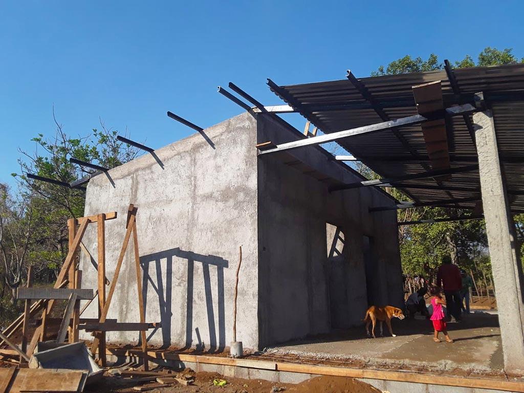 Nicaragua Medical Post Construction