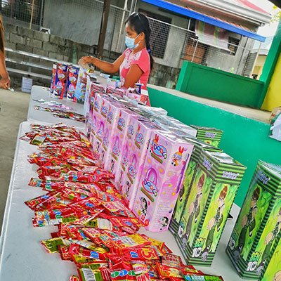 Philippines oral health awareness - distribution