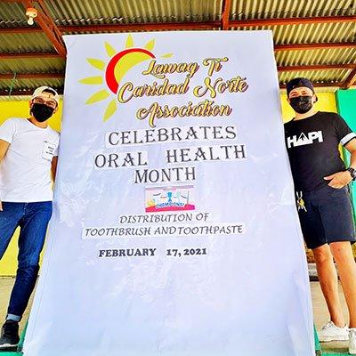 Oral Health Month - Philippines