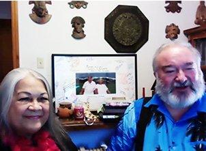 Shawnee Drive Community of Christ Hosts Luau