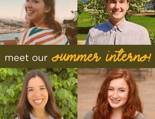 Meet the Outreach International Summer Interns