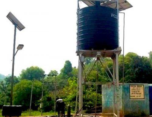 A Solar Water System: Nandabadi Success