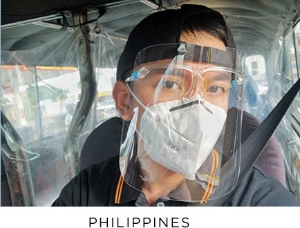 Philippines mask - COVID Response