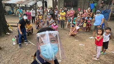 Masks, Outreach International 2020 highlights