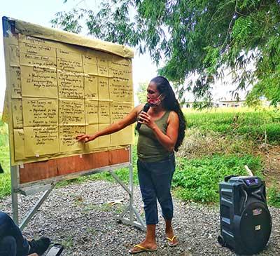 Masked communities, Outreach International 2020 highlights